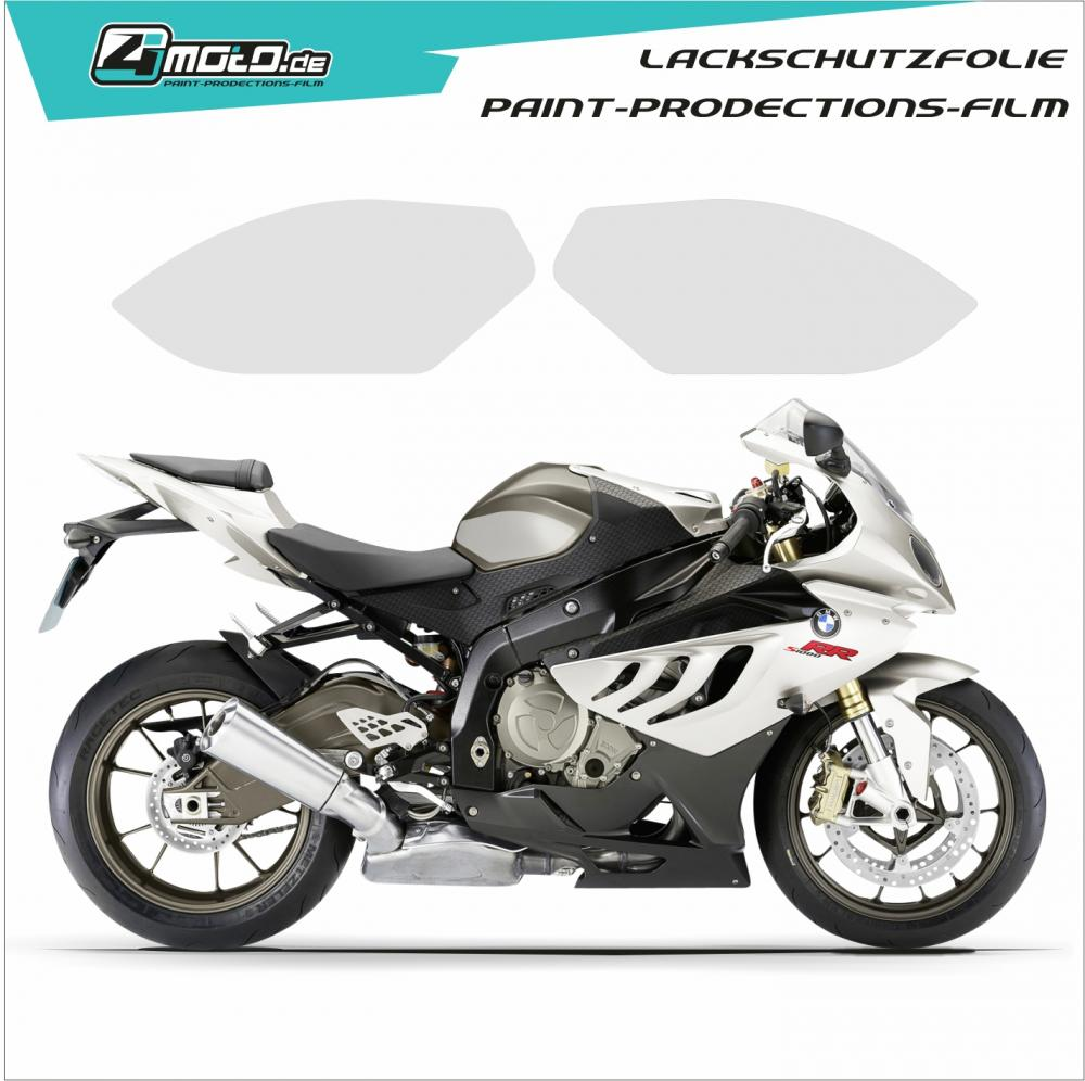 BMW paint protection film  - BMW S 1000 RR 2009 - 2014