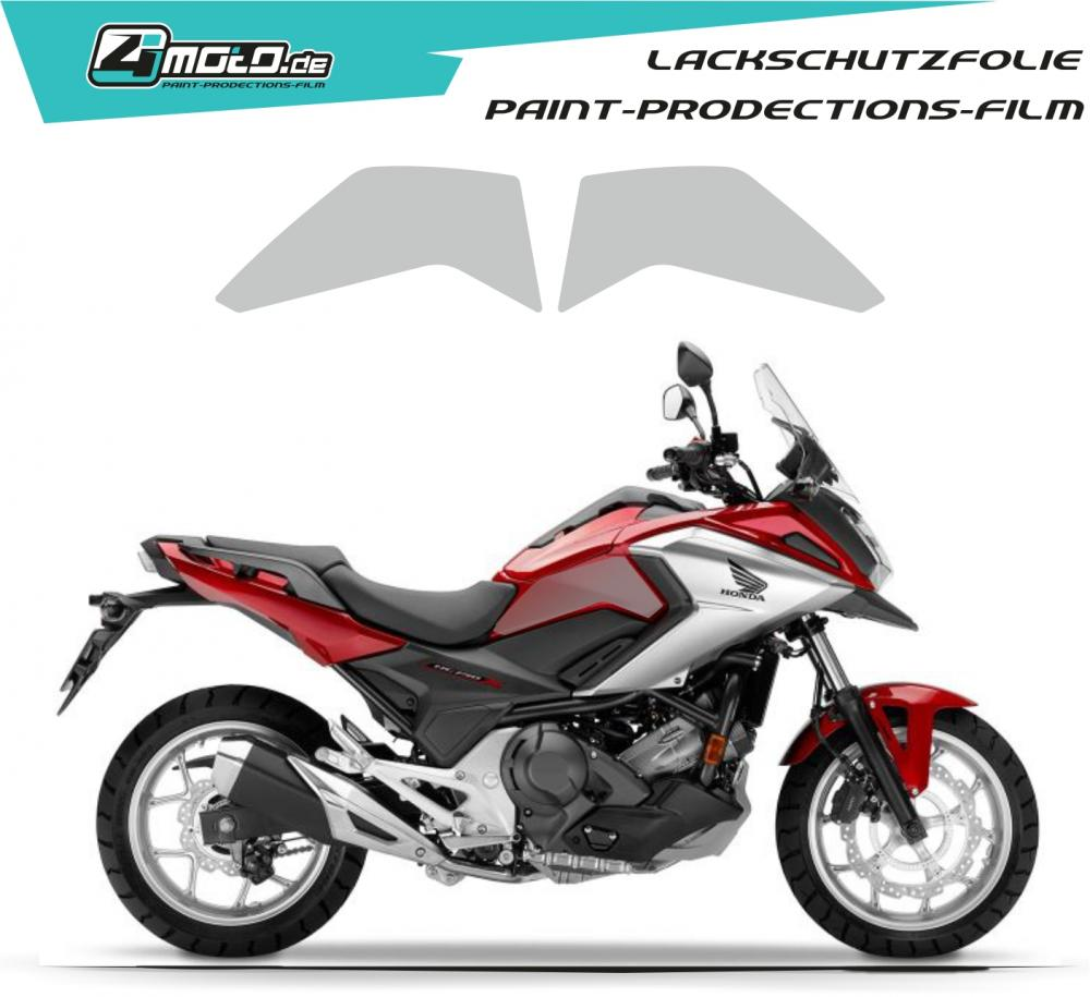 Honda paint protection film Africa Twin CRF 1000L, 1000 ADV 2016 - 2019