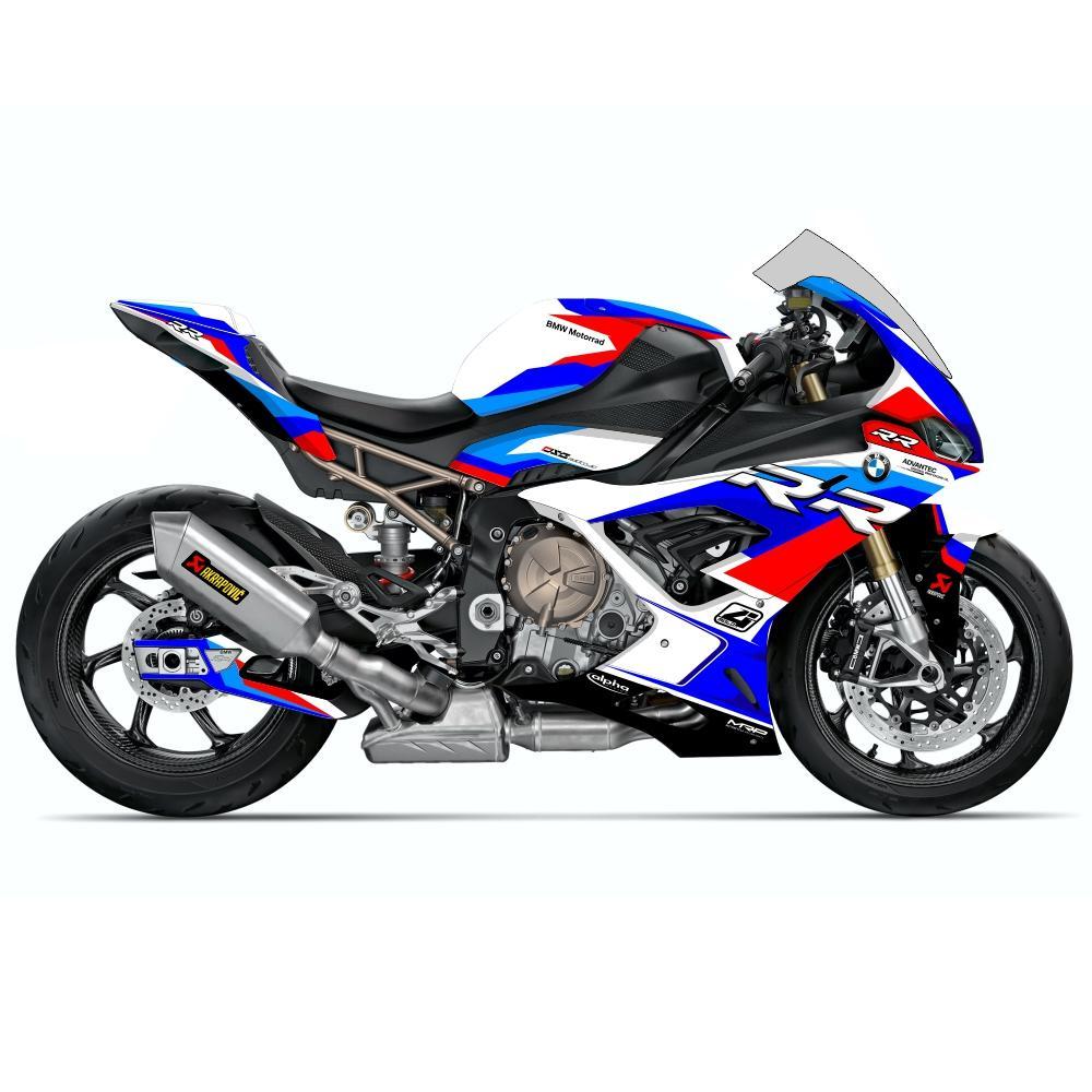 FELGENRANDAUFKLEBER passend f/ür Ducati 1200 Multistrada Moto GP Style Felgenaufkleber Motiv 2V