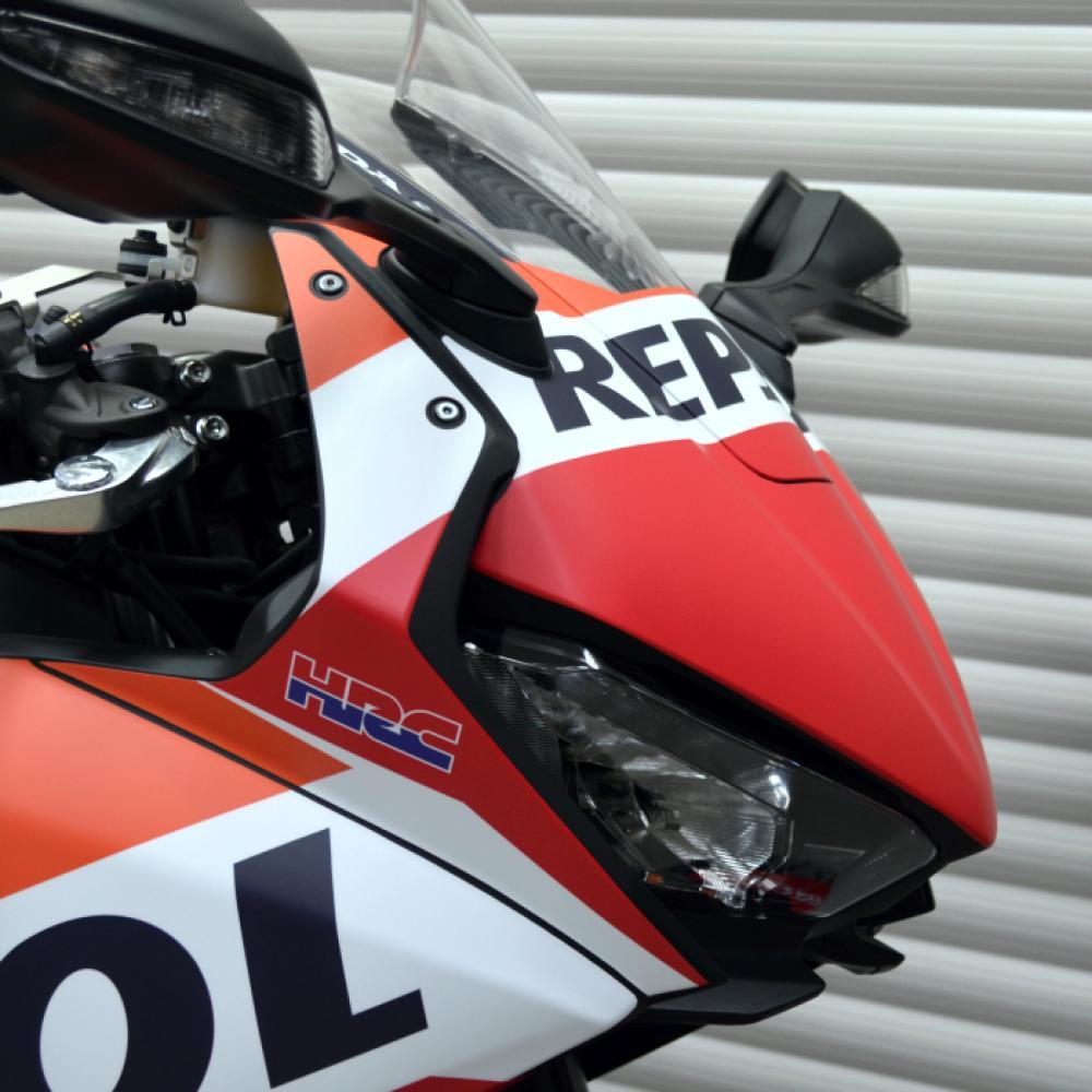Motorradaufkleber Bikedekore Wheelskinzz Honda Cbr 1000 Rr 17