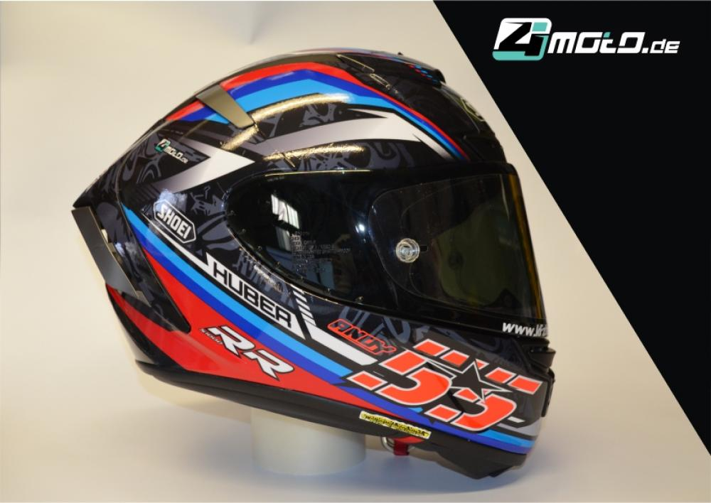 SHOEI X-Spirit III Template Cutcontour