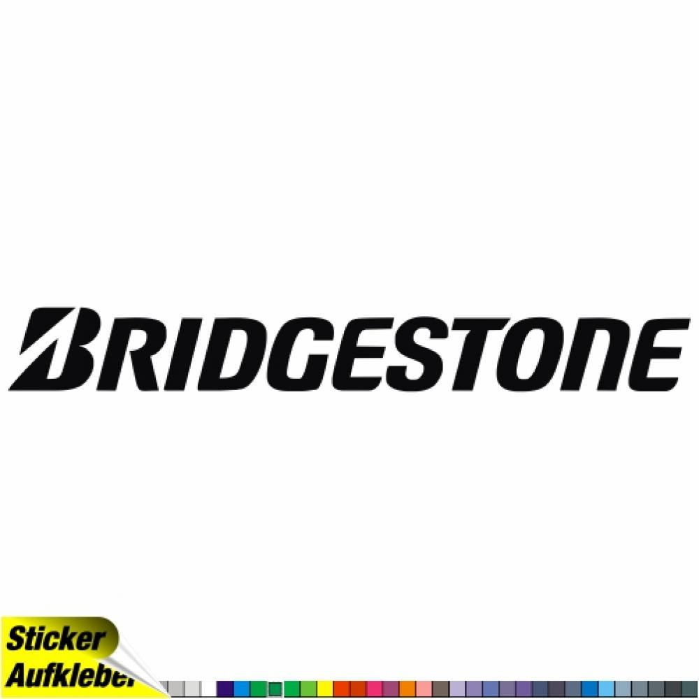 Bridgestone - Sticker Decal
