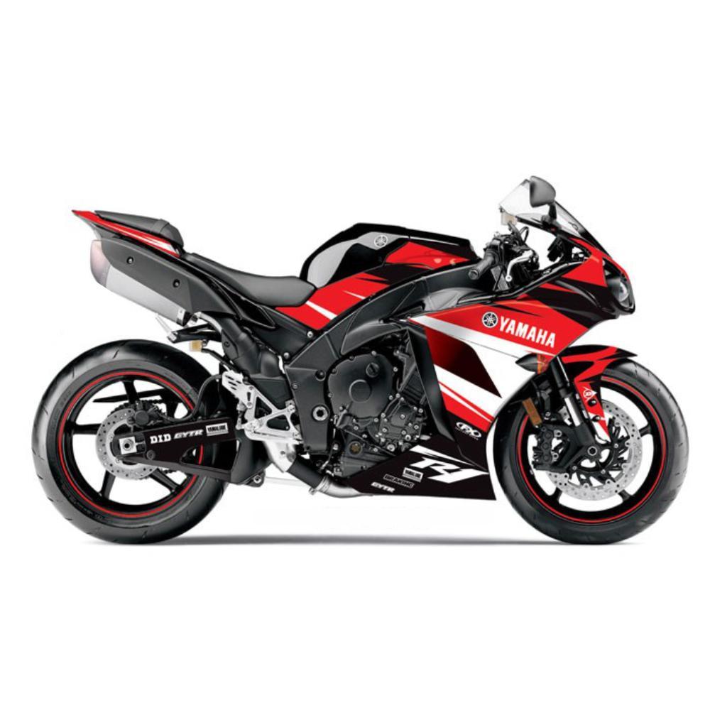 Motorradaufkleber / Bikedekore / Wheelskinzz - Yamaha,R1,Dekor ...