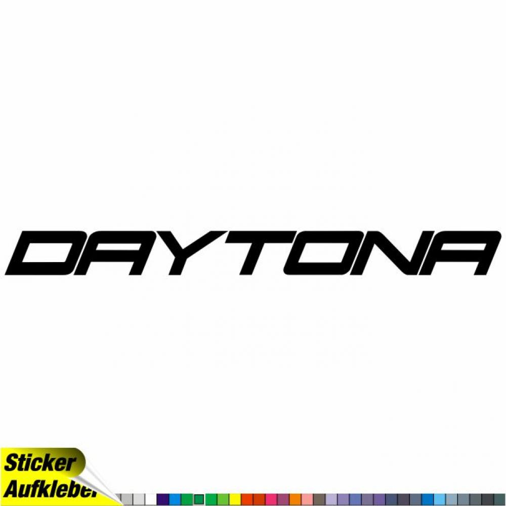 Daytona #2 - Aufkleber Sticker Decal