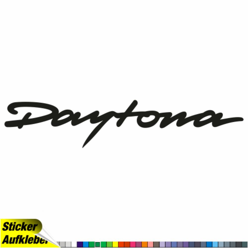 Daytona #1 - Aufkleber Sticker Decal