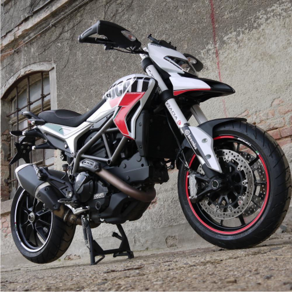 4moto Shop Ducati Dekor Aufkleber Bikedekor Stickerkit