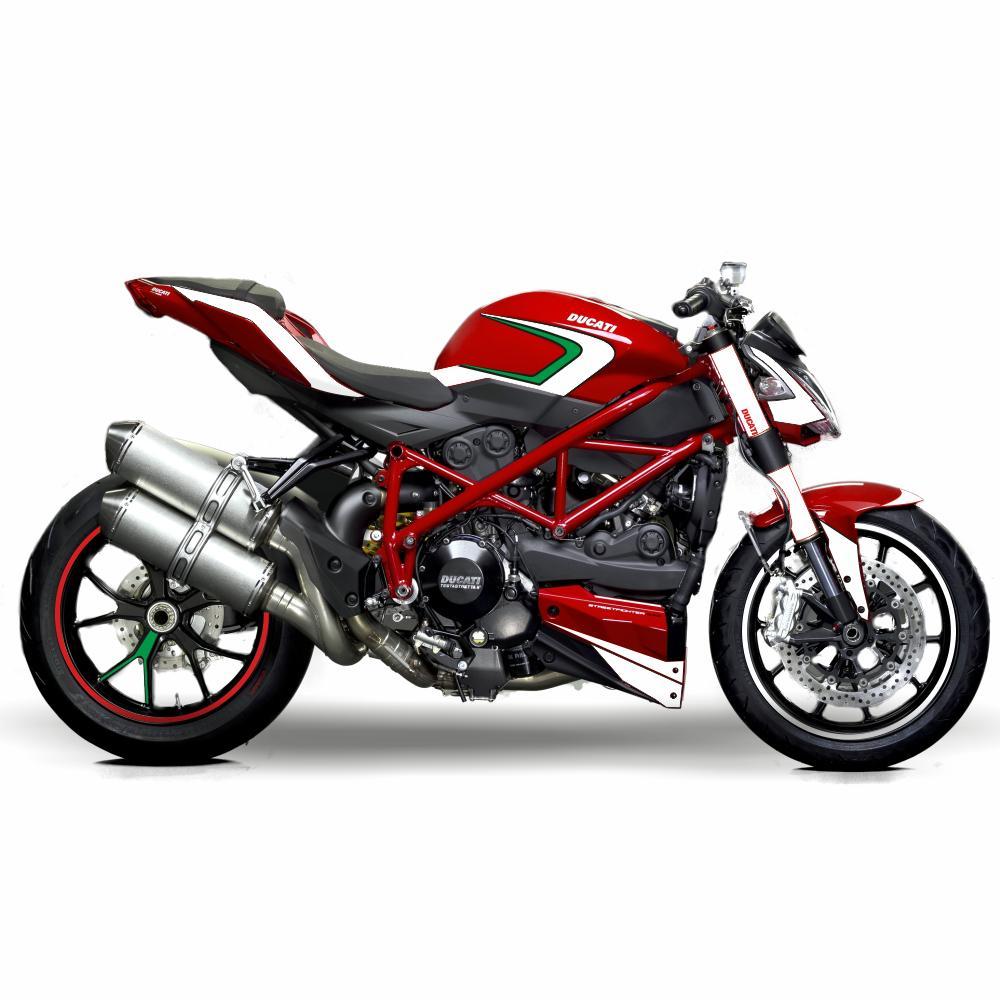 Ducati Aufkleber Dekor Idea Di Immagine Del Motociclo