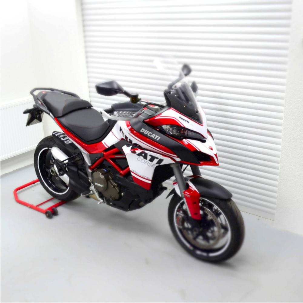 4moto Shop Ducati Dekor Aufkleber Multistrada Bikedekor