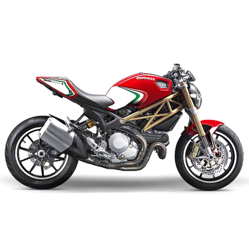 Ducati Monster Sticker Kit