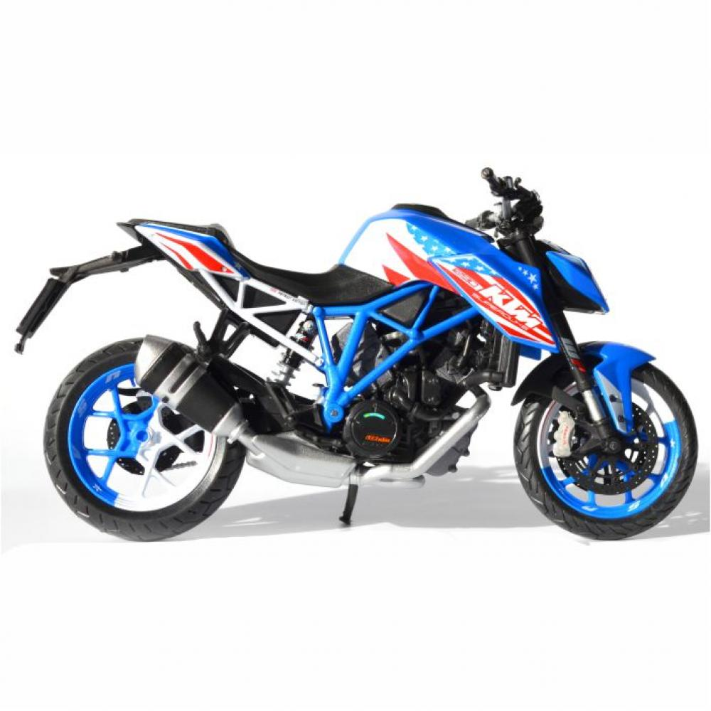 KTM 1290 SUPER DUKE PATRIOT Motorradmodell 1:12