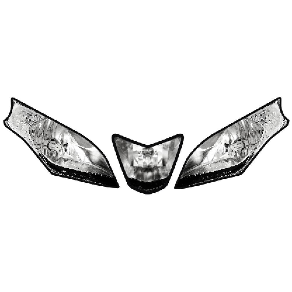 Aprilia RSV4 Headlight Stickers