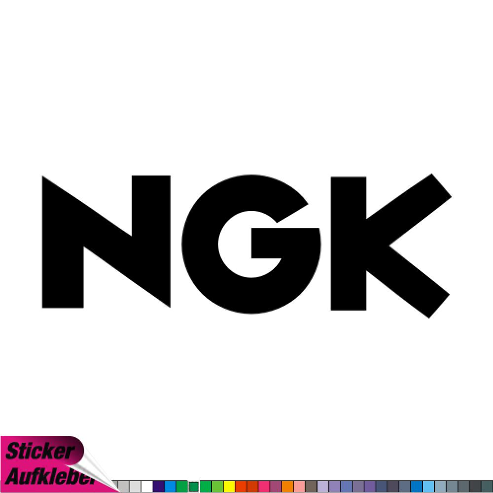 NGK - Sicker Decal