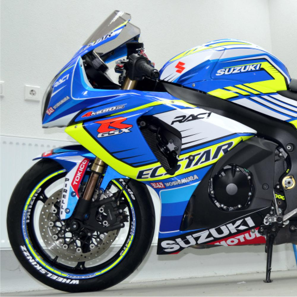 4moto shop suzuki gsx r 1000 k9 rac1 dekor stickerkit. Black Bedroom Furniture Sets. Home Design Ideas