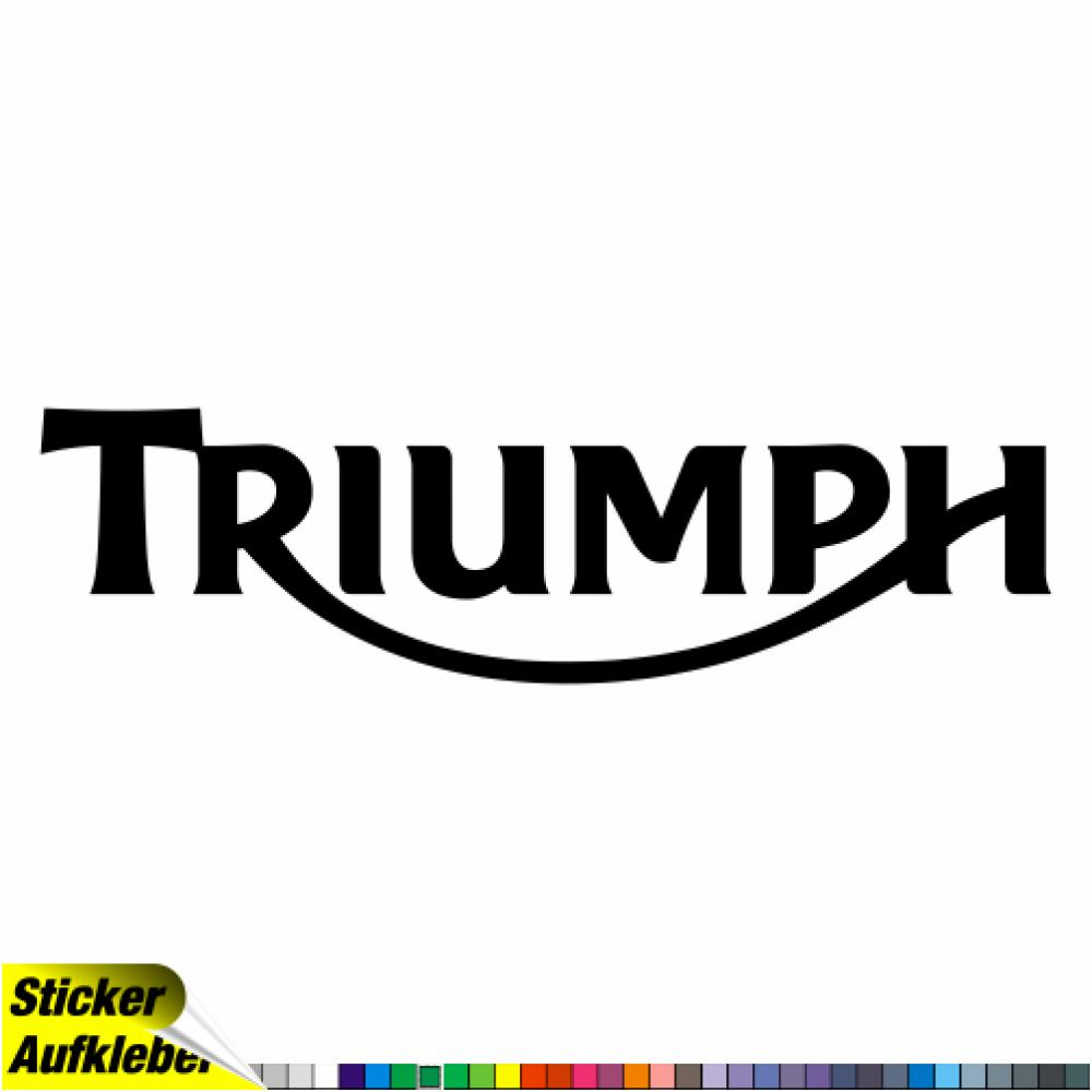 Triumph #1 - Aufkleber Sticker Decal