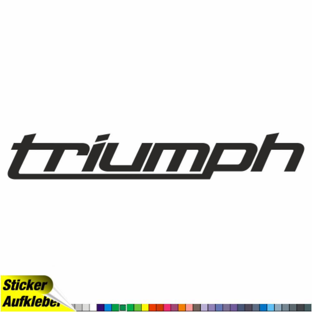 Triumph #2 - Aufkleber Sticker Decal