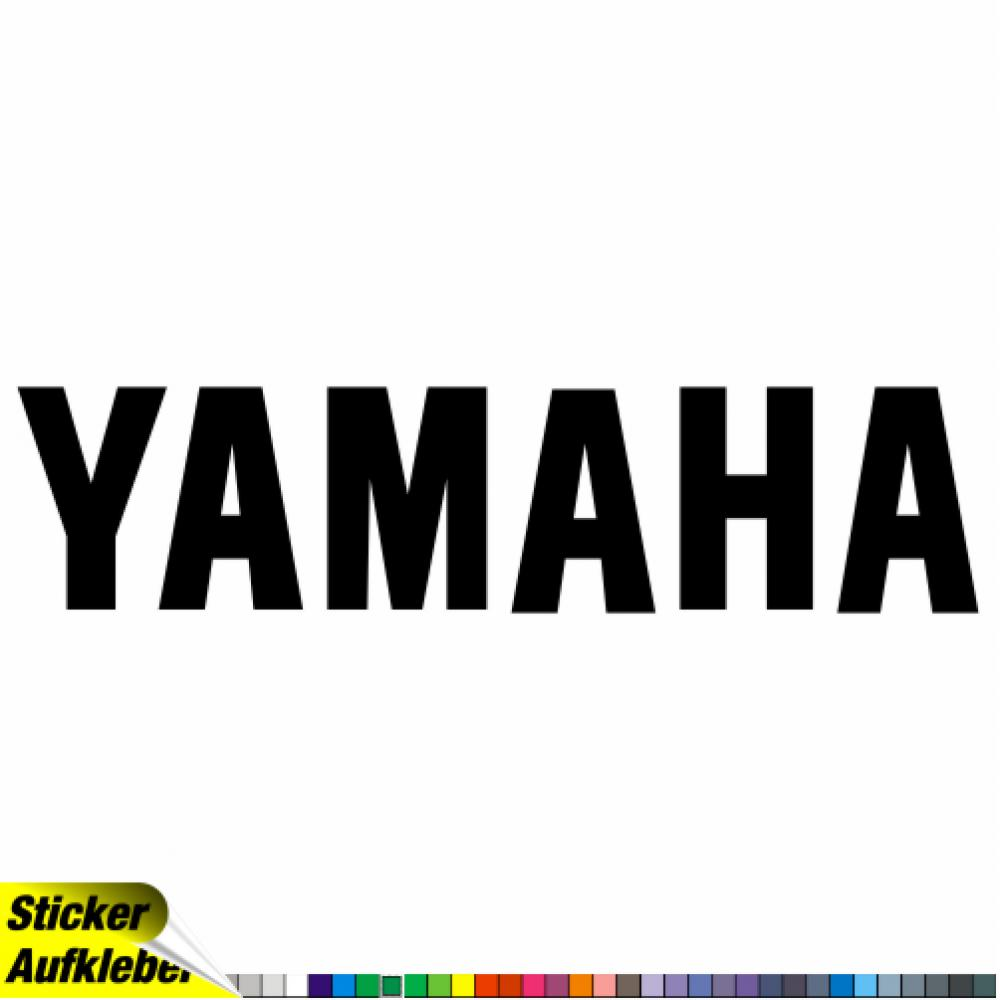 YAMAHA - Sticker Decal
