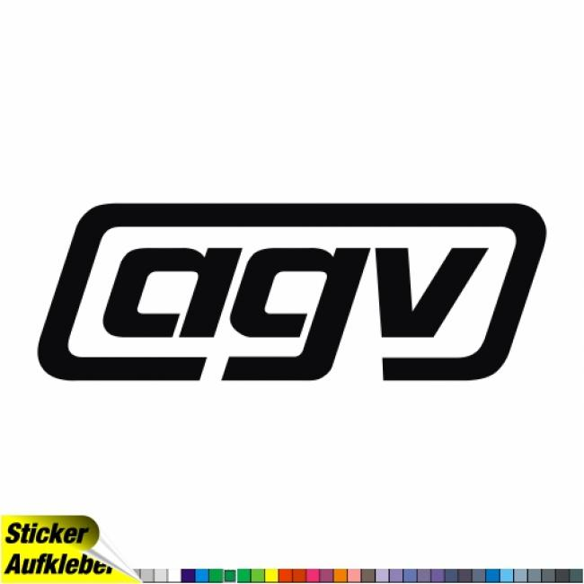 AGV - Sticker Decal
