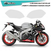 Aprilia paint protection film RSV 4 / RSV4 R / Factory 09-18 TUONO V4 R APRC ABS 09-19