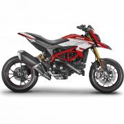 DUCATI Hypermotard 939 SP Replica Dekor Stickerkit BJ 2013 - 2019