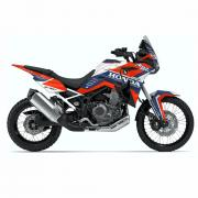 HONDA AfricaTwin CRF1100 Bj 20-  Dekorkit Graphics Red