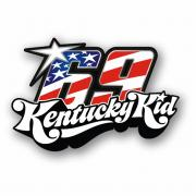 - Kentucky Kid #69 - Stciker