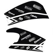 Swingarm Graphics BMW S 1000 RR ab 2009 black/white